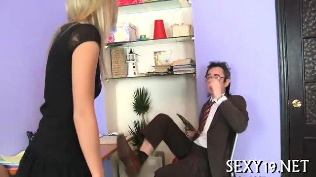 Wild doggystyle fucking - scene 5