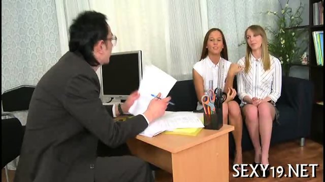 Teacher pounds babe senseless - scene 2