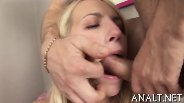 Tantalizing babes lusty butt hole - scene 2