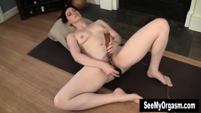 Sexy Savannah Having A Convulsing Orgasm - scene 8