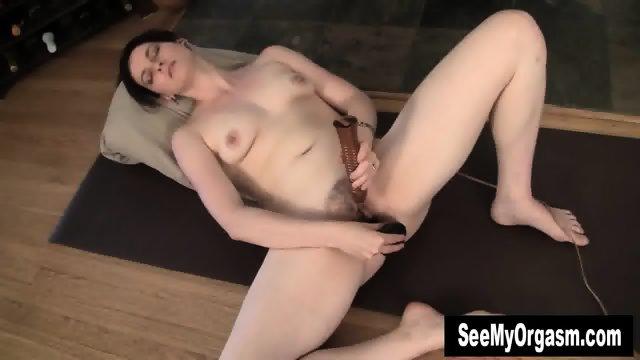 Sexy Savannah Having A Convulsing Orgasm - scene 9