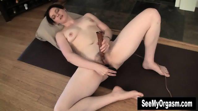 Sexy Savannah Having A Convulsing Orgasm - scene 10