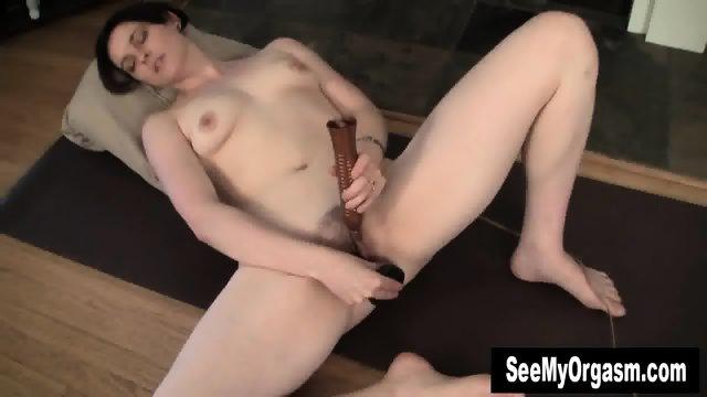 Sexy Savannah Having A Convulsing Orgasm - scene 11