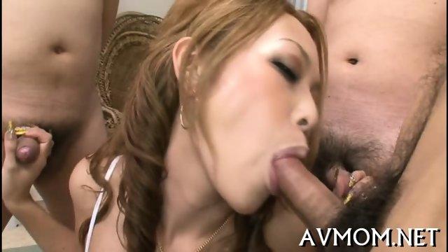 Hung tit milf rides cock - scene 11
