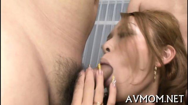 Hung tit milf rides cock - scene 6