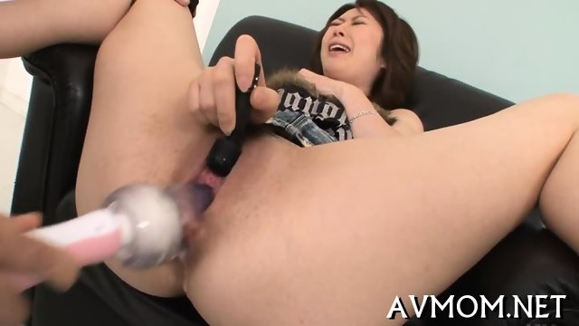 Slut milf deepthroats cock and balls - scene 8