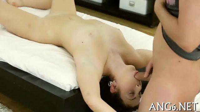 Luscious pussy tasting - scene 8