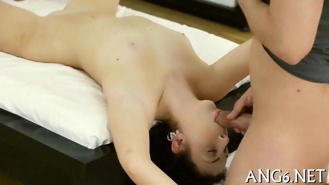 Luscious pussy tasting - scene 9