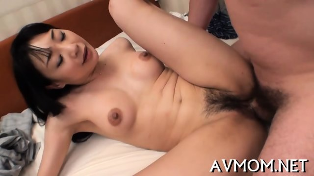 Slim milf loves riding cocks - scene 9
