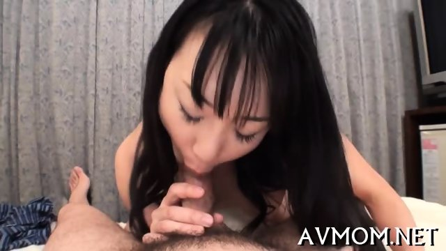 Slim milf loves riding cocks - scene 5