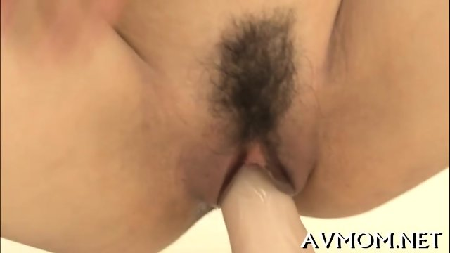 Pretty mom loves her mouth on cock - scene 12