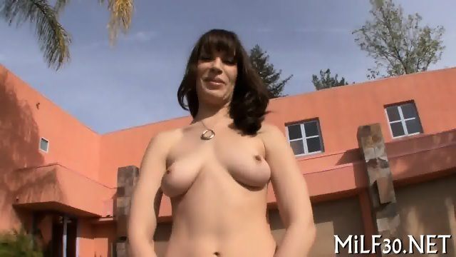 Wild and hot pecker riding - scene 3