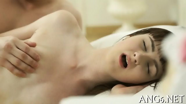Ravaging a giant male rod - scene 7