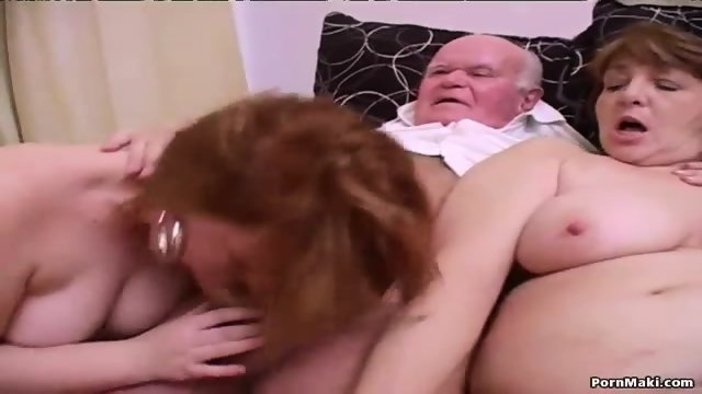 Group sex with grannies - scene 6