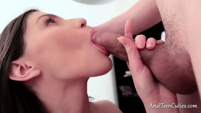 Thirsty Teen Loves Her BF Big Cock - scene 4