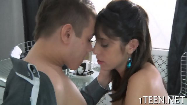 Lusty doggystyle plowing - scene 5