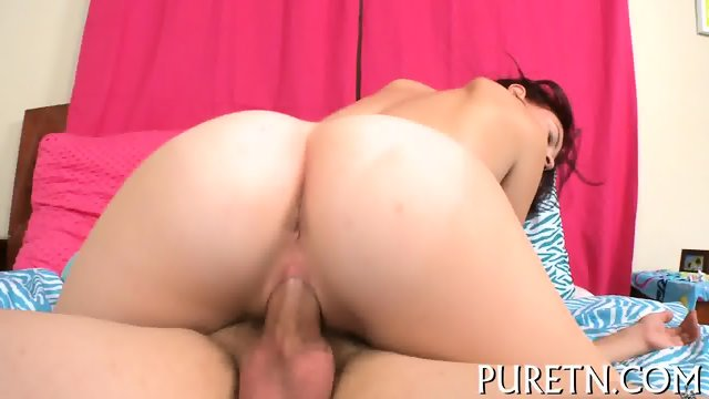 Mind-blowing cock riding - scene 10