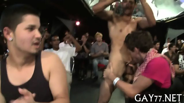 Party boys fucked by dick - scene 1