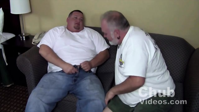Big Hairy Daddy Bears - scene 1