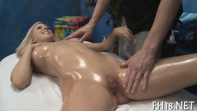 Erotic pussy thrashing - scene 2