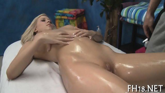 Erotic pussy thrashing - scene 4