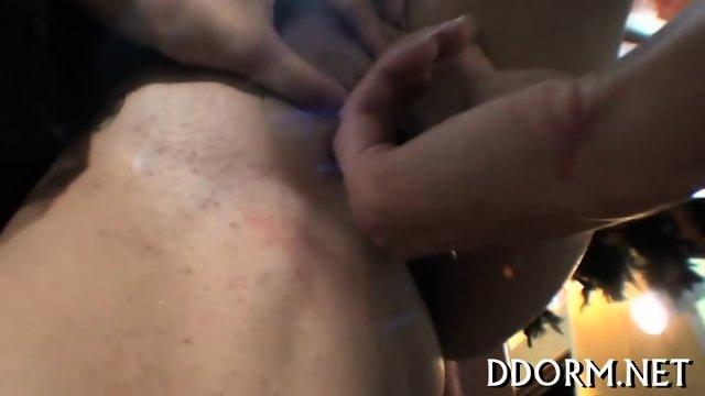 Hot chicks lusty seduction - scene 12