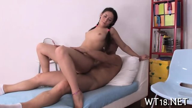 Firing chick s wild anal tunnel - scene 6