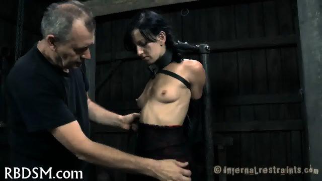 Babe receives wild torturing - scene 8