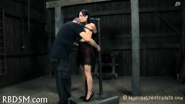 Babe receives wild torturing - scene 10