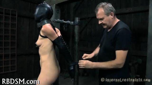 Babe receives wild torturing - scene 1
