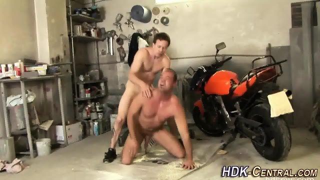 Ass raw dawged and cummed - scene 8