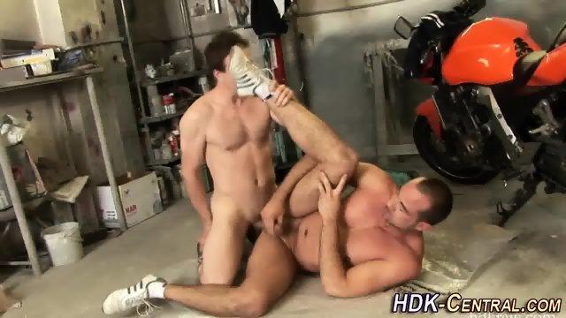 Ass raw dawged and cummed - scene 9