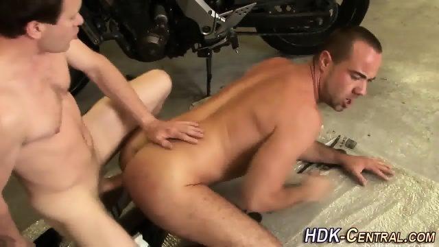 Ass raw dawged and cummed - scene 3