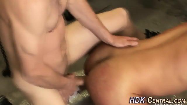 Ass raw dawged and cummed - scene 6