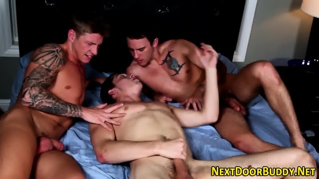 Dick sucking jock spunk - scene 12
