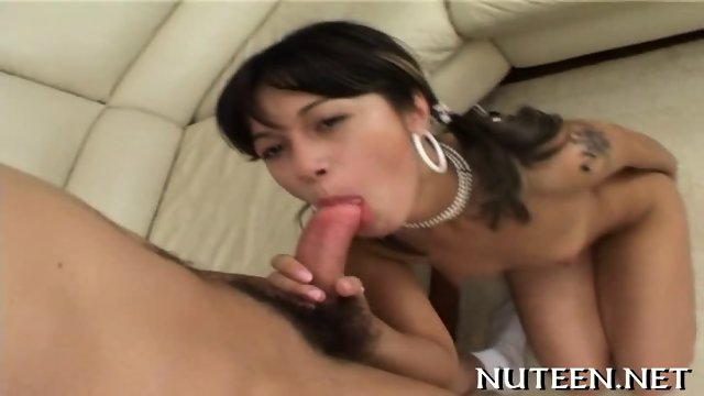 Banging a sweet pussy from behind - scene 9