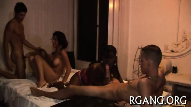 See great group banging - scene 1