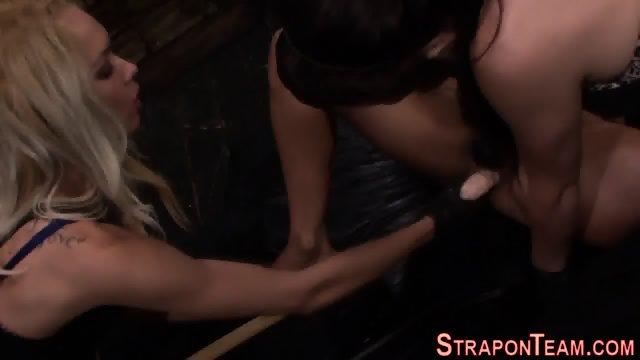 Mistress slam shibari sub