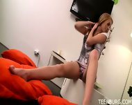 Solo Performance By Hot Girl Lilia - scene 2