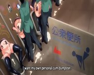 Kinky Hentai Action - scene 1