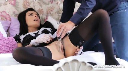 Slutty Maid Lexi Dona Loves Hardcore Anal - scene 4