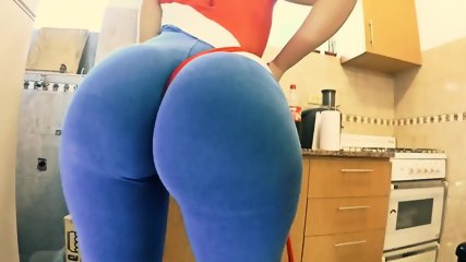 BEST ASS EVER Is Back Again. Nominated for Best 2015 Ass. Epic Girl