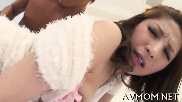 Slutty mom fondled and fucked