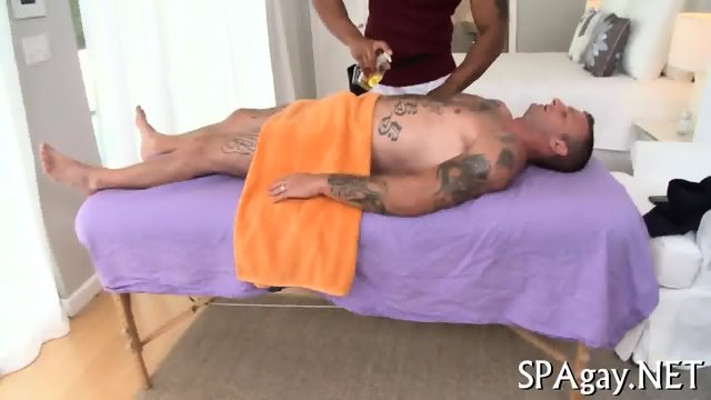 Wild bed sex with gays