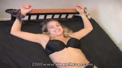 Heather Deepthroat Bondage - scene 2