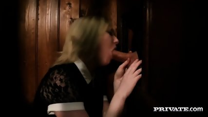 Satine Spark Is Cleansed By The Priest's Big Dick - scene 6