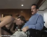 Dirty little Babysitter - scene 5