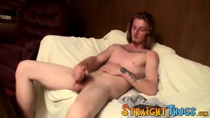 Thick Dicked Red Head Kenneth Slayer Is So Fucking Horny