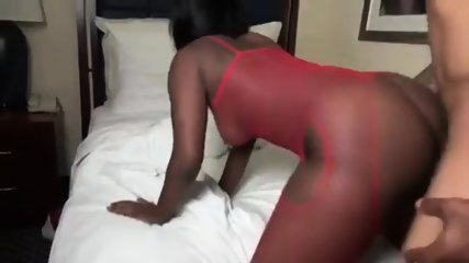 Ebony Chick With Nice Ass - scene 10