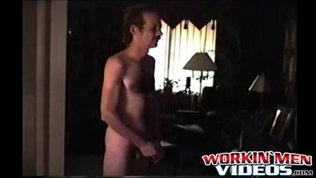 Horny dude Crazy Joe is eager to please his sexual desires